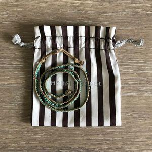 Wrap bracelet (HENRI BENDEL)